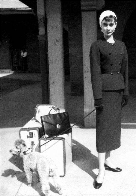 Stylish films-Sabrina (1954) (5/6)